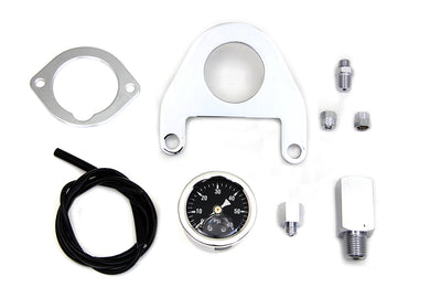 Oil Pressure Gauge Mount Kit FXST 1999/2017