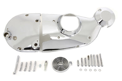 CHROME CAM AND SPROCKET COVER KIT HARLEY SPORTSTER XL 1977/1978 XL 1977/1978