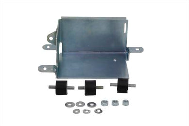 BATTERY CARRIER KIT ZINC XLCH 1970/1978