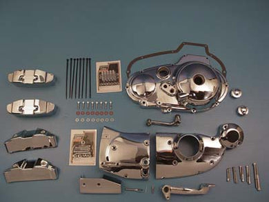 CHROME ENGINE DRESS UP KIT SPORTSTER XL 1986/1990 XL 1986/1990