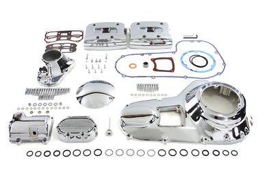 CHROME ENGINE DRESS UP KIT HARLEY FLT 1987/1988 FLT 1987/1988