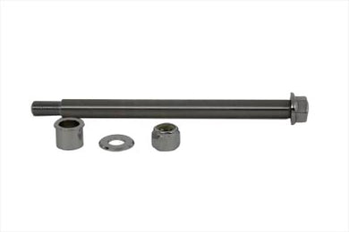 Front Axle Kit Chrome 10 Length FXSTS 2000/Up