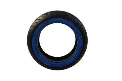 VEE RUBBER 150/60B X 18  WHITEWALL TIRE Rear 0/