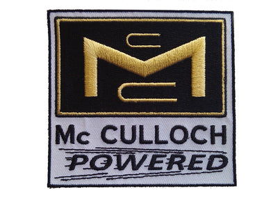 Mcculloch Engine Patches