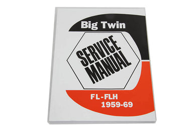 FACTORY SERVICE MANUAL FOR 1959-1969 FL FL 1959/1969