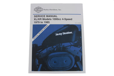 FACTORY SERVICE MANUAL FOR 1979-1985 XL XL 1979/1985