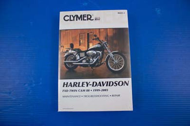 CLYMER SERVICE MANUAL FOR 1999-2005 FXD FXD 1999/2005