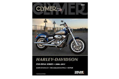 CLYMER REPAIR MANUAL FOR 2006-2011 FXD FXD 2006/2011