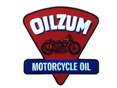 OILZUM WR PATCHES