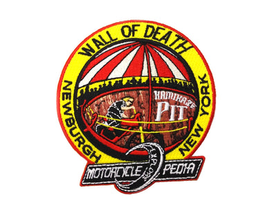 KAMIKAZE PIT WALL OF DEATH PATCHES