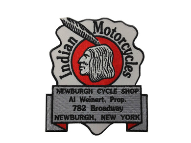 WIENERT NEWBURGH CYCLE PATCHES
