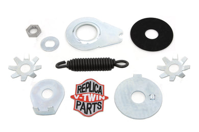 FOOT CLUTCH FRICTION KIT W 1941/1952
