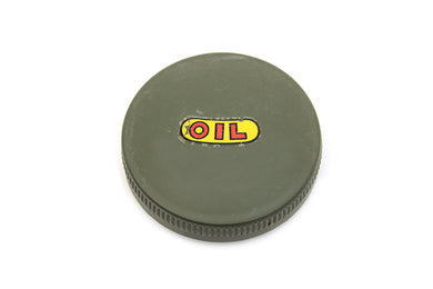 ARMY 45 OIL CAP W 1937/1952