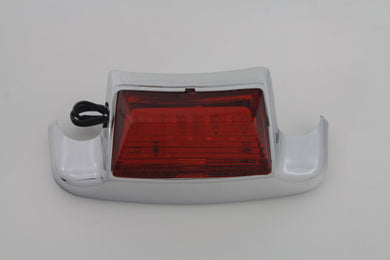 Rear Fender Tip With LED FLT 1999/2008 FLST 1999/2003 FLT 1984/1995 FLST 1986/1995