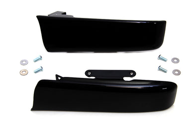 Saddlebag Filler Strap Kit Black FLT 2014/Up