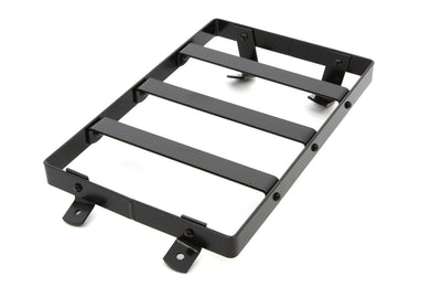 GLOSS BLACK LUGGAGE RACK FL 1936/1984