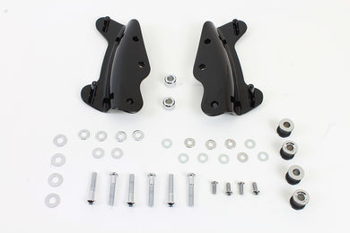 DOCKING HARDWARE KIT GLOSS BLACK FLT 2009/2013