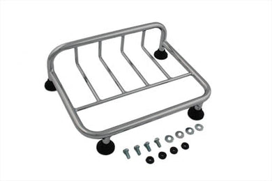 CHROME TOURING LUGGAGE RACK FL 1949/1965