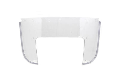 BEADED LOWER WINDSHIELD CLEAR FL 1960/1984