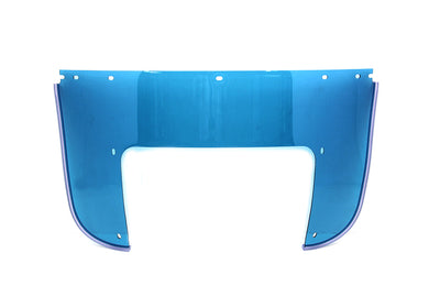 BEADED LOWER WINDSHIELD BLUE FL 1960/1984