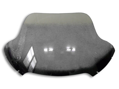 WIND SPLITTER DARK SMOKE WINDSHIELD FLTR 2015/UP