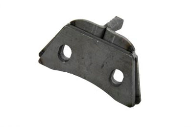 LOWER FRONT GAS TANK MOUNT WITH CROSS PLATE FL 1948/1954