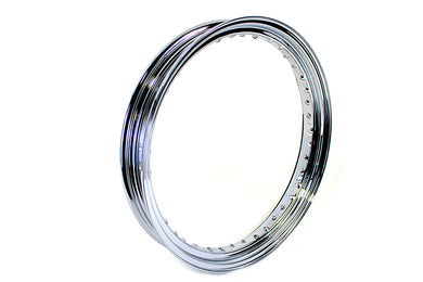 19 X 3.00 Drop Center Steel Rim Chrome