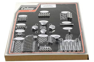 Chrome Stock Style Hardware Kit FL 1940/1947 FL 1940/1947
