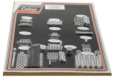 CADMIUM STOCK STYLE HARDWARE KIT FL 1948/1957 FL 1948/1957