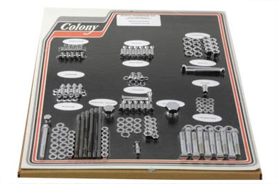 Chrome Stock Style Hardware Kit FL 1958/1965 FL 1958/1965