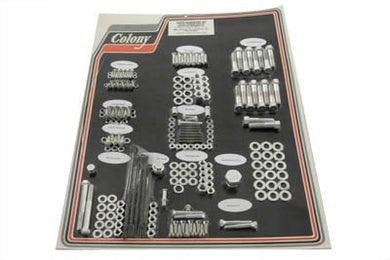 CADMIUM STOCK STYLE HARDWARE KIT FOR CAST IRON HEADS UL 1936/1939 UL 1936/1939