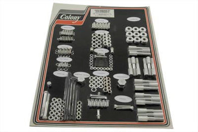 CADMIUM STOCK STYLE HARDWARE KIT FOR ALUMINUM HEADS 1940/1948 UL 1940/1948