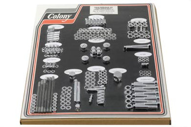 Chrome Stock Style Hardware Kit FL 1966/1969 FL 1966/1969