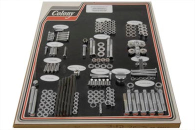 Chrome Stock Style Hardware Kit FL And FX 1976/1978 FL 1976/1978 FX 1976/1978