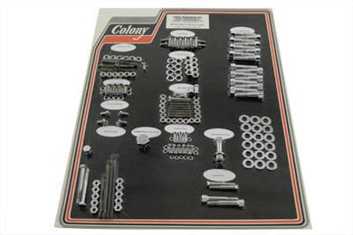 Chrome Stock Style Hardware Kit FL And FX 1981/1984 FL 1981/1984 FX 1981/1984