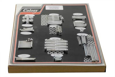 CADMIUM STOCK STYLE HARDWARE KIT XL 1977/1980 XL 1977/1980