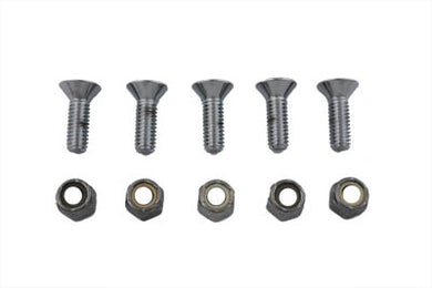 Bolt Screws Chrome Allen FX 1980/1983