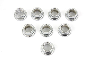 CYLINDER BASE NUT CHROME FL 1978/1984 FX 1978/1984 FLT 1979/1983 FXR 1982/1983
