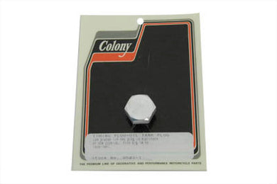 CADMIUM TIMING AND OIL TANK PLUG FL 1939/1951 UL 1939/1948