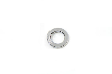 Chrome Split Lock Washer 3/8 Inner Diameter