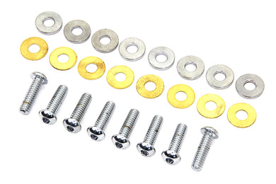 ROCKER BOX COVER SCREW KIT FLST 1984/1998 FXST 1984/1998 FLST 1986/1998 FXR 1984/1994 FXD 1991/1998 XL 1986/UP