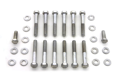ROCKER BOX SCREW KIT CADMIUM XL 1957/1976