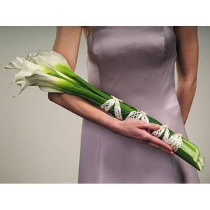 Wedding Calla Lily Bouquet - flowersbypouparina.com