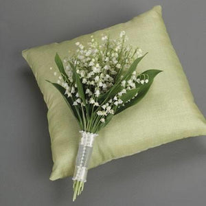 Wedding Lily of the Valley Bouquet - flowersbypouparina.com