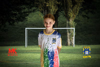 Girls Football Shirt
