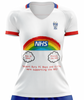 Support the NHS football shirt