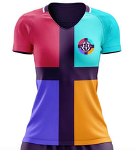 Load image into Gallery viewer, Women's football shirt