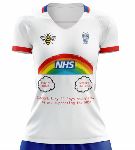 Football Shirt Support the NHS