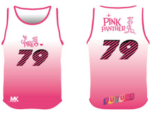 Load image into Gallery viewer, Pink athletics vest