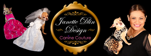 My Diva & Me Collection - Janette Dlin Design - Canine Couture